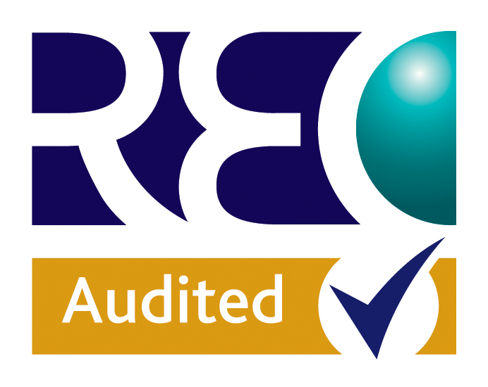 REC Gold Audited Logo