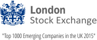 London Stock Exchange Award Logo