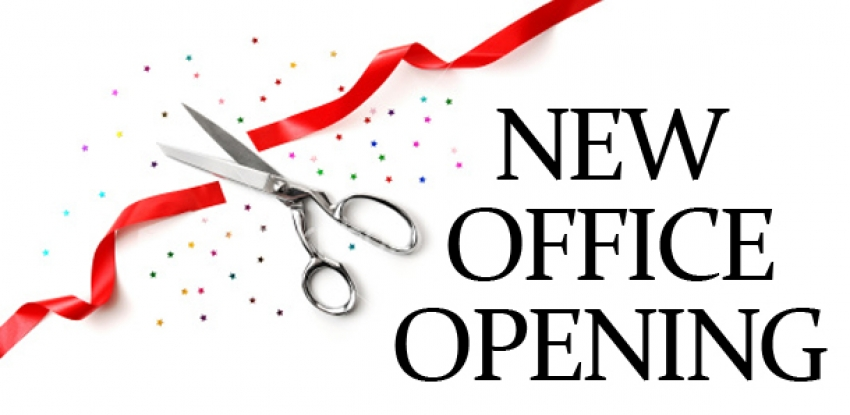 New Office Opening - Industria Personnel Services Ltd